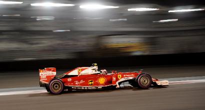 """F1 a Yas Marina, Vettel: """"Meritiamo il podio"""""""