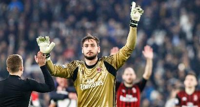 """Donnarumma: """"Spero di restare al Milan"""""""