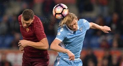 Serie A: Roma-Lazio alle 12.30, Roma-Juve in posticipo domenicale