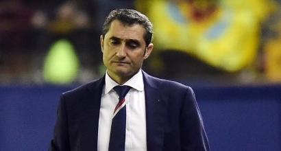 Athletic Bilbao, il tecnico Valverde rescinde: ora il Barcellona è