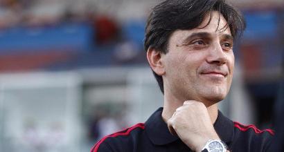 """Milan, Montella: """"La squadra è più compatta"""""""