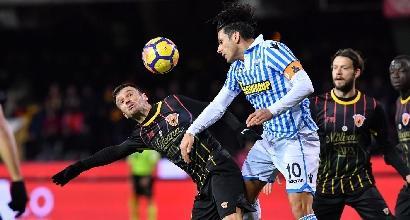 Benevento-Spal 1-2: doppietta di Floccari