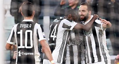 Juventus, Allegri sulla Spal: