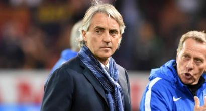 Italia, il punto sul nuovo ct: salgono le quotazioni di Mancini