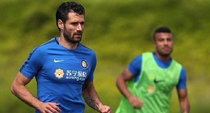 Inter, il dubbio di Spalletti: Gagliardini o Vecino. In difesa c'è Miranda, sulla fascia Candreva più di Karamoh