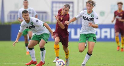 Campionato Primavera, rimonta Sassuolo con la Roma: da 0-3 a 5-3!