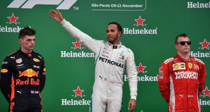 Formula 1, le pagelle del GP del Brasile