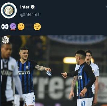 Terremoto Inter: via la fascia a Icardi, il capitano è Handanovic. E Maurito resta a casa: non va a Vienna