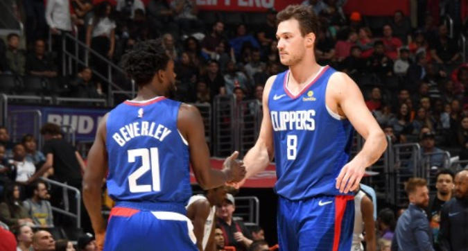 Super Gallinari trascina i Clippers