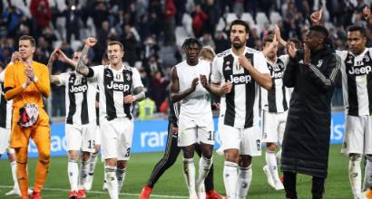 Juventus, lo scudetto più scontato: sarà così per almeno un altro biennio
