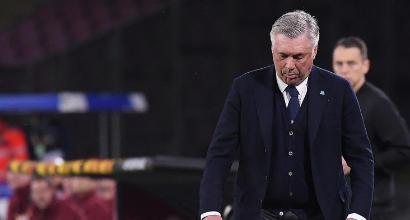 """Napoli, Ancelotti: """"La partita è durata 30' fino al gol"""""""