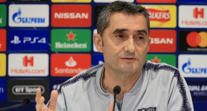 """Barcellona, Valverde: """"L'esperienza di Roma ci serva da lezione"""""""
