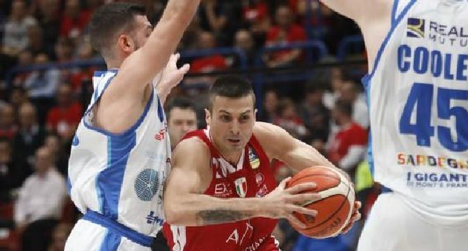 Basket, Sassari vede la finale