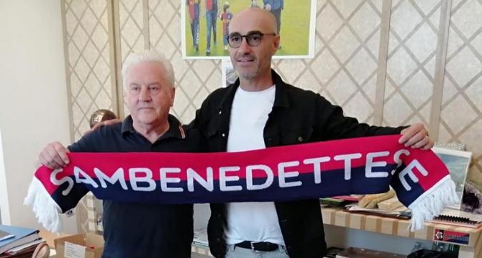 Serie C, Paolo Montero è il nuovo allenatore della Sambenedettese