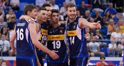 Volley, Nations League: Muzaj è incontenibile, la Polonia batte l'Italia al tiebreak