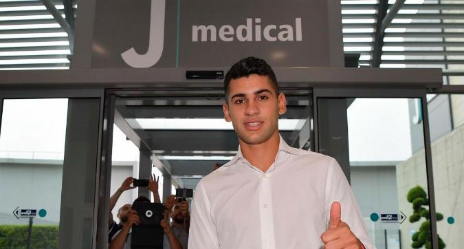 Juventus, visite mediche per Romero