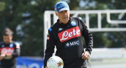 """Napoli, Ancelotti: """"Insigne può giocare dappertutto in attacco. Mercato? Forse faremo due acquisti importanti..."""""""