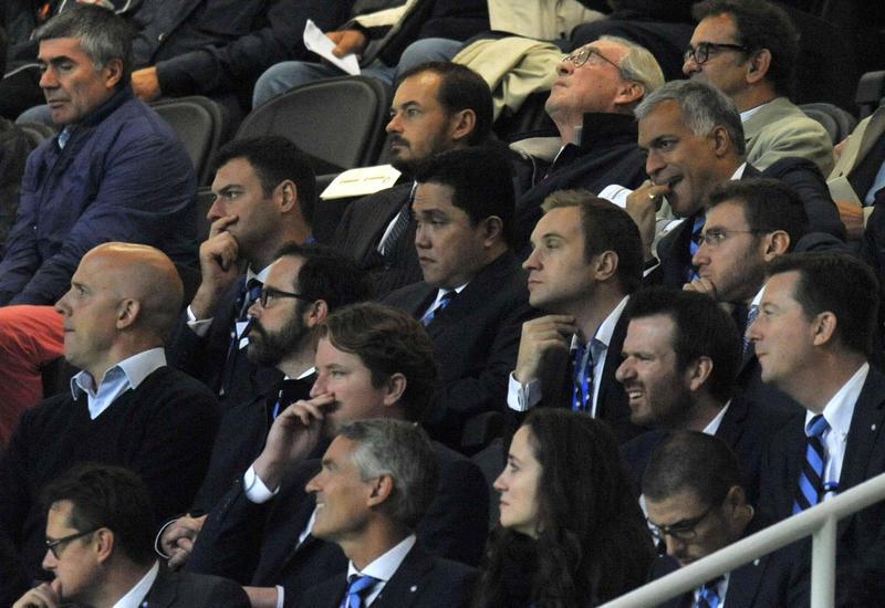 La gara dell'Inter contro il Verona