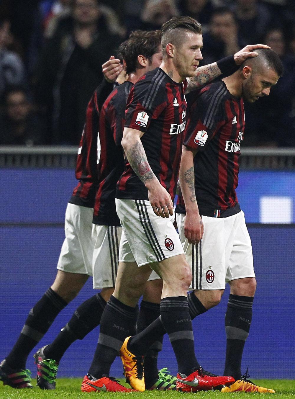 Coppa Italia: Milan-Alessandria 5-0, le foto del match