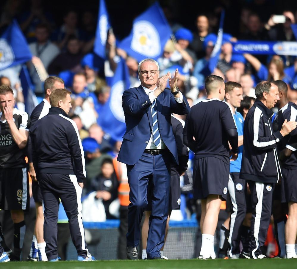 Premier, Stamford Bridge omaggia Ranieri