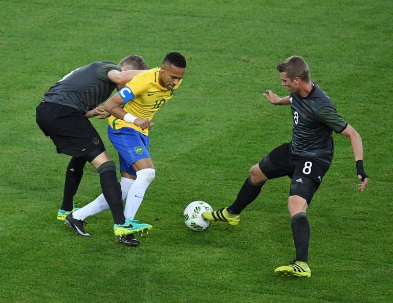 Il Brasile è d'oro