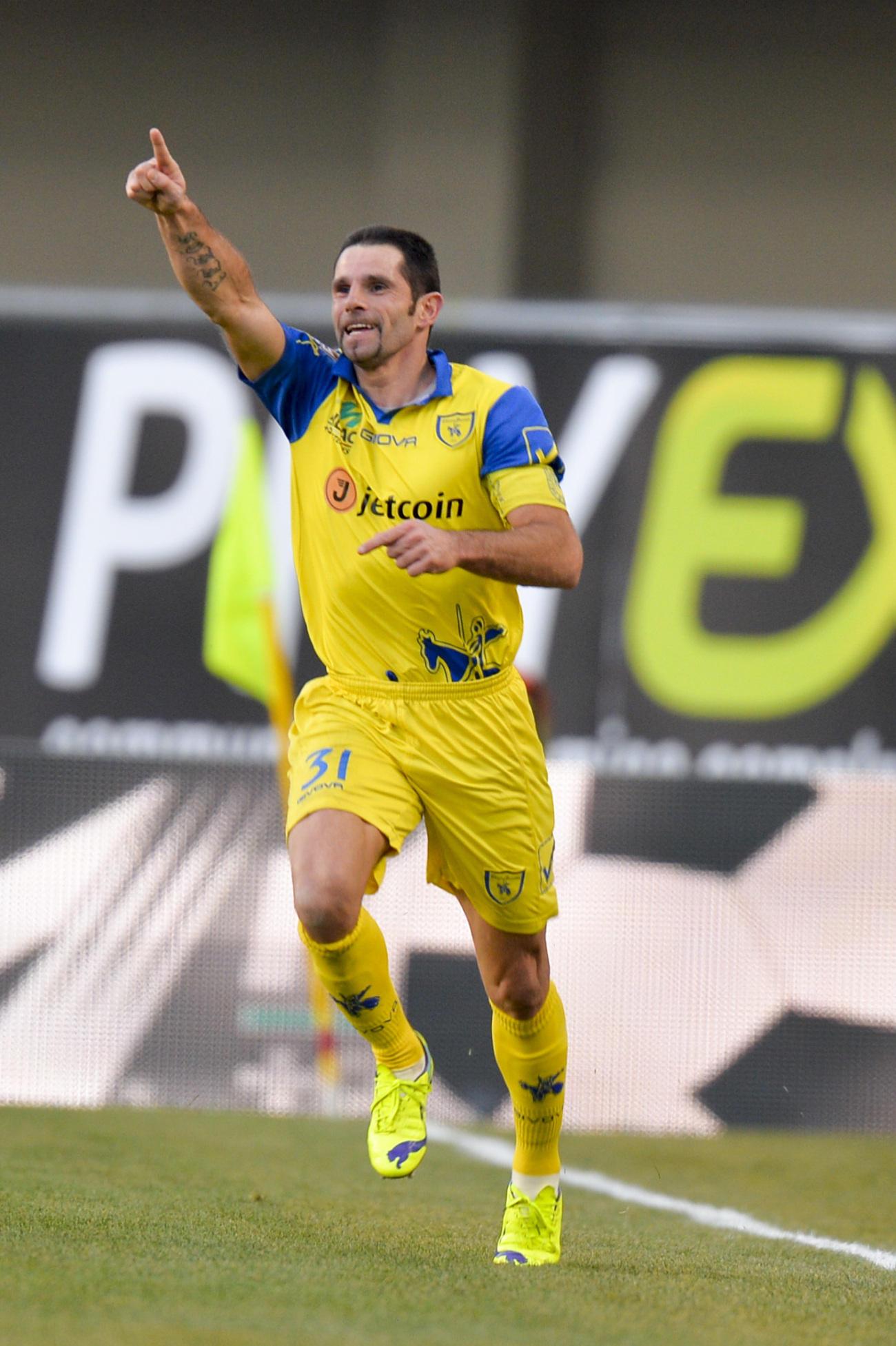Sergio Pellissier, 108 gol in Serie A