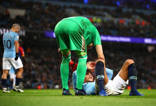 Premier League, Manchester City-Crystal Palace 2-3