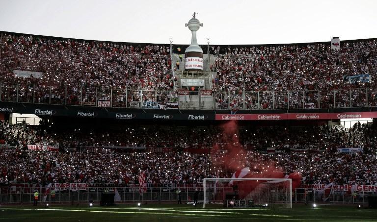 River, festa al Monumental per la Libertadores