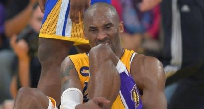 Kobe Bryant, foto LaPresse