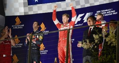 """F1, Vettel: """"Cercheremo di rendere possibile l'impossibile"""""""