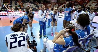 Volley donne, Preolimpico: urlo Italia, Rio 2016 resta alla portata