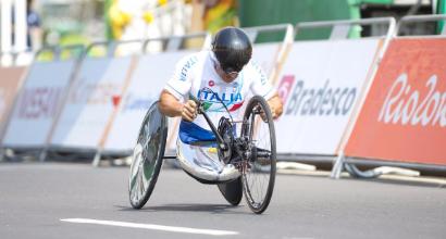 Paralimpiadi, immenso Zanardi: altro oro