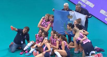 Volley donne, Mondiale per Club: Manila ribaltato, Pomì in semifinale