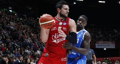 Basket: Gentile, addio a Milano