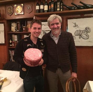 Ducati, Lorenzo è già bolognese...