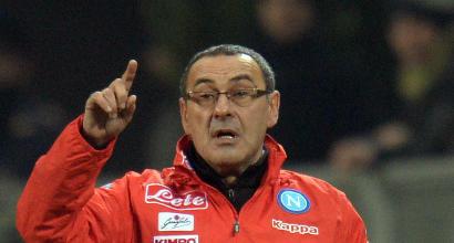 Calcio: Napoli; Sarri, concentrati solo sul Genoa