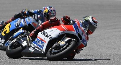 """MotoGP, Dovizioso suona l'allarme Ducati: """"Questa non è la moto per giocarsi il titolo"""""""