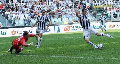 Buffon, BBC, Lichtsteiner, Marchisio: Juventus, sei uomini da sei scudetti