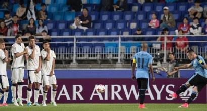 Mondiali U20: Italia ko al debutto
