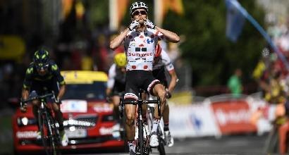 Tour de France 2017, tredicesima tappa: Barguil vince a Foix