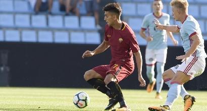Amichevoli: brutta Roma, perde 4-1 contro il Celta Vigo
