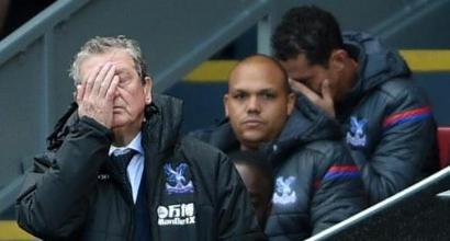 De Boer o Hodgson il Palace non segna<br />