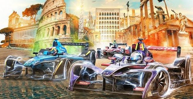 Formula E, è partito il countdown per l'E-Prix di Roma
