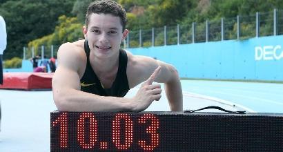 Atletica - Mennea a 2 centesimi: il Golden Gala di Tortu per attaccare il record dell'olimpionico azzurro