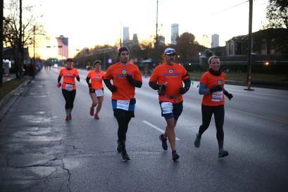 Maratona in autunno: il fondo lento per la resistenza aerobica
