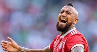 Rummenigge spinge Vidal all'Inter