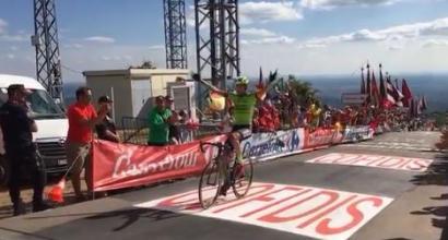 Vuelta. Rodriguez si aggiudica la 13ª tappa, Herrada resta in maglia rossa