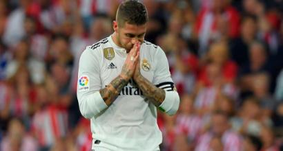 Liga: non basta Isco, l'Athletic Bilbao strappa l'1-1 al Real Madrid