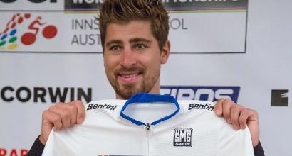 """Sagan mette nel mirino la maglia ciclamino: """"Voglio partecipare al Giro d'Italia"""""""