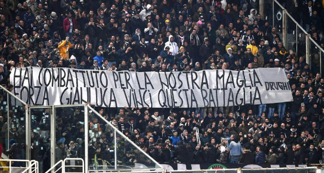 "I tifosi di Sampdoria e Juventus uniti per Vialli: ""Forza Gianluca"""